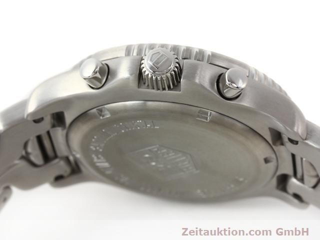 Used luxury watch Tag Heuer Professional steel quartz Kal. 251262 Ref. CT1111  | 140405 08