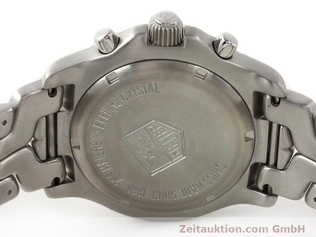 Used luxury watch Tag Heuer Professional steel quartz Kal. 251262 Ref. CT1111  | 140405 09