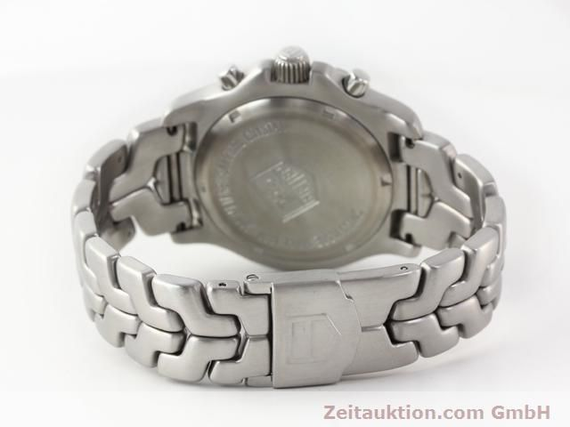Used luxury watch Tag Heuer Professional steel quartz Kal. 251262 Ref. CT1111  | 140405 10