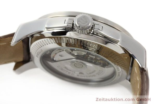 Used luxury watch Maurice Lacroix Pontos steel automatic Kal. ETA 7750 Ref. PT7538/48  | 140407 11