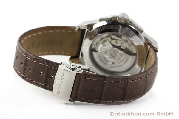 Used luxury watch Maurice Lacroix Pontos steel automatic Kal. ETA 7750 Ref. PT7538/48  | 140407 12