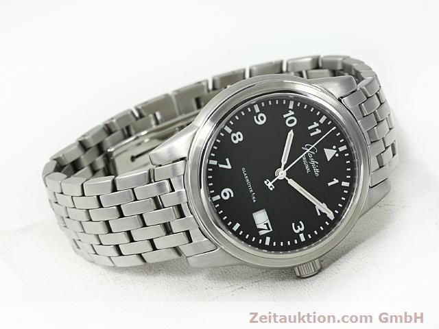 Used luxury watch Glashütte Senator steel automatic Kal. GUB 38-42  | 140408 03