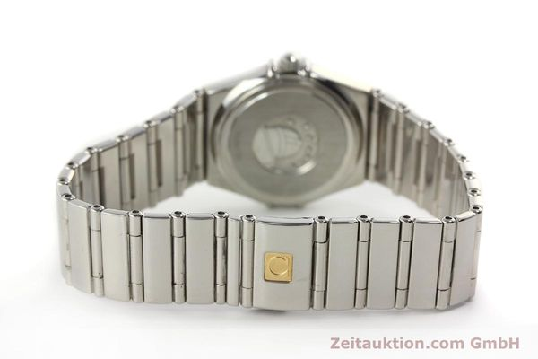 montre de luxe d occasion Omega Constellation acier quartz  | 140411 11