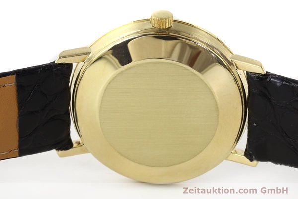 Used luxury watch Omega * 14 ct yellow gold automatic Kal. 565 Ref. 1627037  | 140413 08