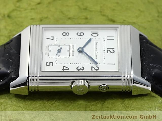 Used luxury watch Jaeger Le Coultre Reverso steel manual winding Ref. 270.8.54  | 140416 05