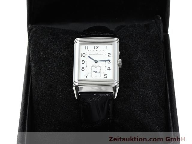 Used luxury watch Jaeger Le Coultre Reverso steel manual winding Ref. 270.8.54  | 140416 07