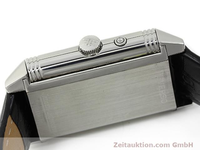Used luxury watch Jaeger Le Coultre Reverso steel manual winding Ref. 270.8.54  | 140416 08