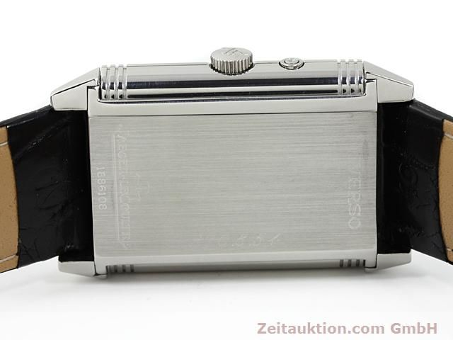 Used luxury watch Jaeger Le Coultre Reverso steel manual winding Ref. 270.8.54  | 140416 09