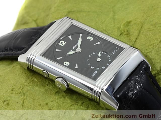 Used luxury watch Jaeger Le Coultre Reverso steel manual winding Ref. 270.8.54  | 140416 11