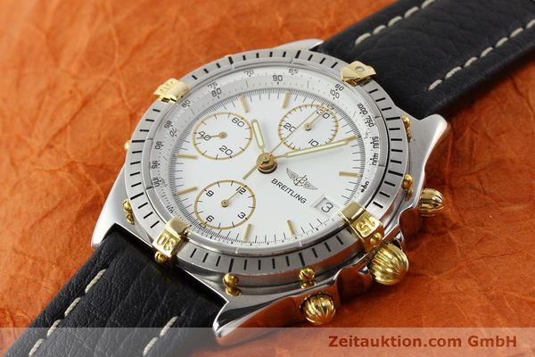 Used luxury watch Breitling Chronomat gilt steel automatic Ref. B13048  | 140420 01