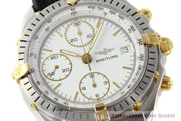 Used luxury watch Breitling Chronomat gilt steel automatic Ref. B13048  | 140420 02