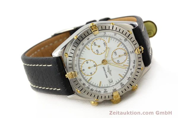 Used luxury watch Breitling Chronomat gilt steel automatic Ref. B13048  | 140420 03