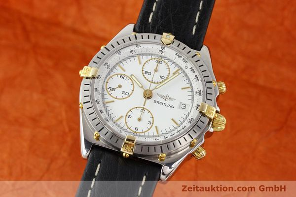 Used luxury watch Breitling Chronomat gilt steel automatic Ref. B13048  | 140420 04