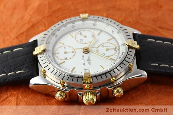 Used luxury watch Breitling Chronomat gilt steel automatic Ref. B13048  | 140420 05