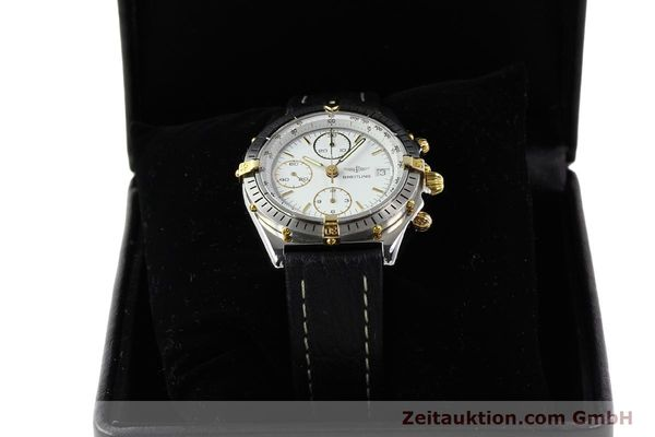 Used luxury watch Breitling Chronomat gilt steel automatic Ref. B13048  | 140420 07