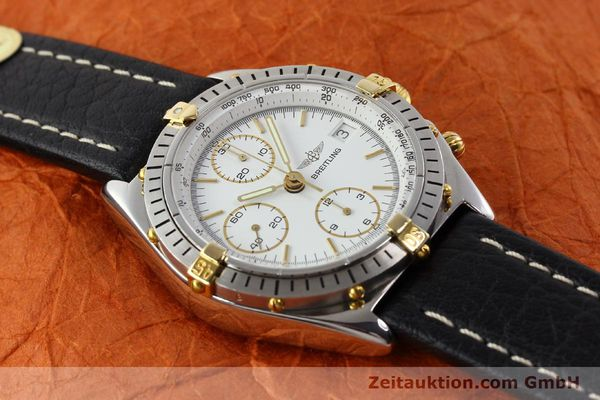 Used luxury watch Breitling Chronomat gilt steel automatic Ref. B13048  | 140420 14