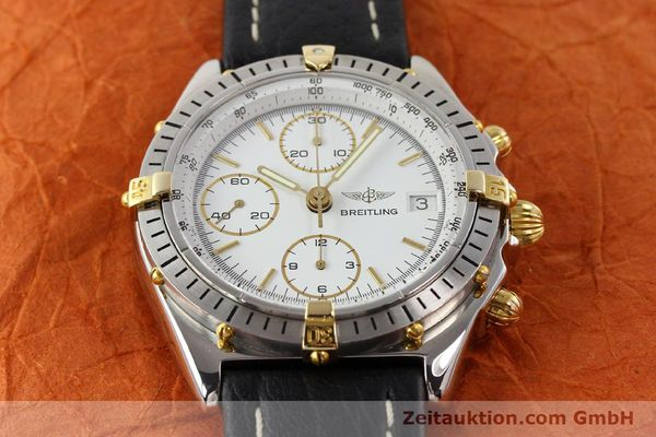 Used luxury watch Breitling Chronomat gilt steel automatic Ref. B13048  | 140420 15