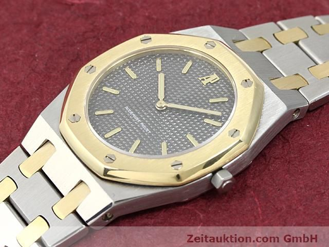 Used luxury watch Audemars Piguet Royal Oak steel / gold quartz Kal. 2502 Ref. B60198  | 140425 01