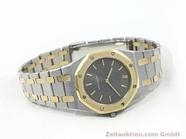 Used luxury watch Audemars Piguet Royal Oak steel / gold quartz Kal. 2502 Ref. B60198  | 140425 03