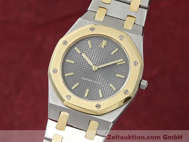 Used luxury watch Audemars Piguet Royal Oak steel / gold quartz Kal. 2502 Ref. B60198  | 140425 04