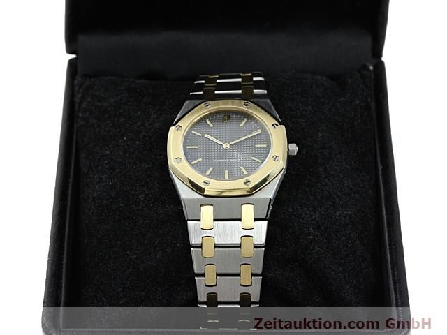 Used luxury watch Audemars Piguet Royal Oak steel / gold quartz Kal. 2502 Ref. B60198  | 140425 07