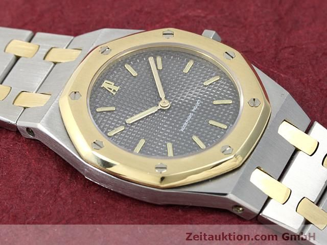 Used luxury watch Audemars Piguet Royal Oak steel / gold quartz Kal. 2502 Ref. B60198  | 140425 12