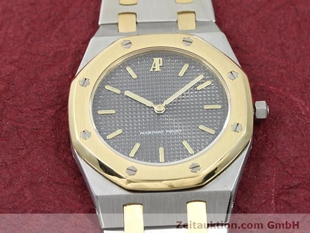 Used luxury watch Audemars Piguet Royal Oak steel / gold quartz Kal. 2502 Ref. B60198  | 140425 13