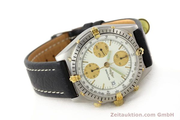 Used luxury watch Breitling Chronomat gilt steel automatic Ref. 81950B13047  | 140427 03
