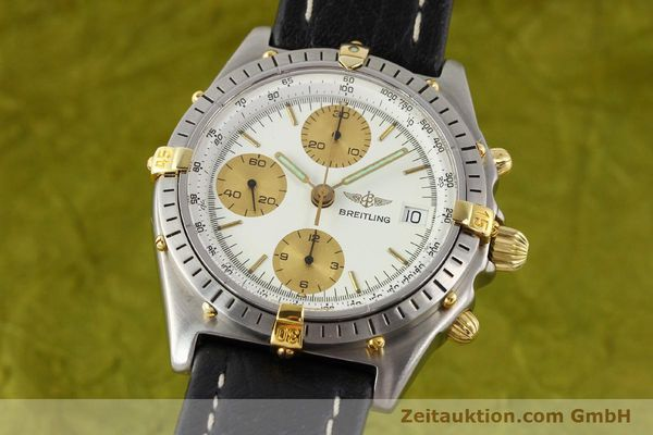 Used luxury watch Breitling Chronomat gilt steel automatic Ref. 81950B13047  | 140427 04