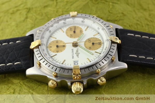Used luxury watch Breitling Chronomat gilt steel automatic Ref. 81950B13047  | 140427 05