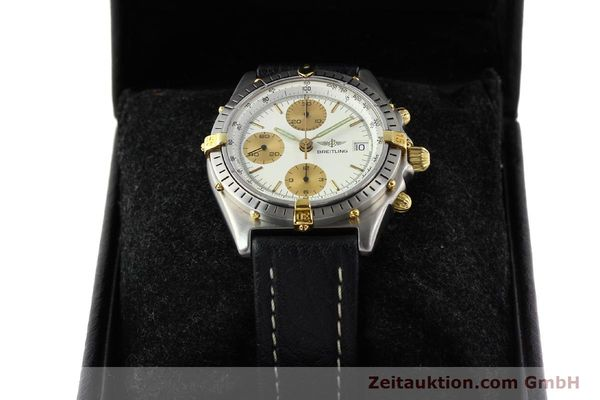 Used luxury watch Breitling Chronomat gilt steel automatic Ref. 81950B13047  | 140427 07