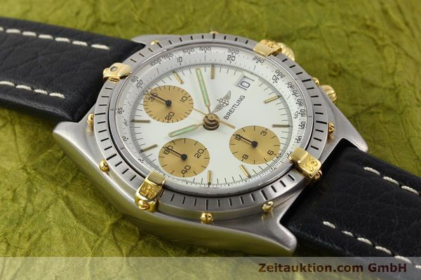 Used luxury watch Breitling Chronomat gilt steel automatic Ref. 81950B13047  | 140427 12