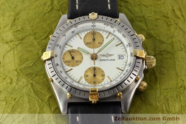 Used luxury watch Breitling Chronomat gilt steel automatic Ref. 81950B13047  | 140427 13