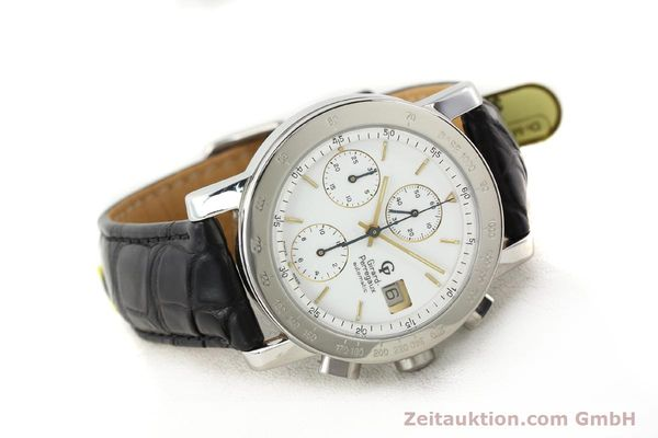Used luxury watch Girard Perregaux 7000 steel automatic Ref. 7000  | 140429 03