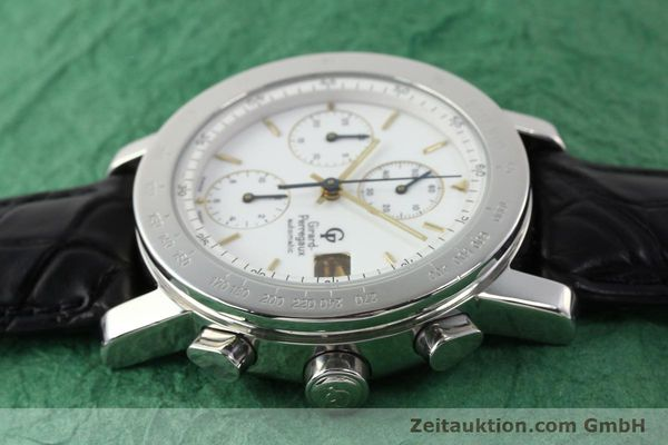 Used luxury watch Girard Perregaux 7000 steel automatic Ref. 7000  | 140429 05