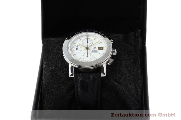 Used luxury watch Girard Perregaux 7000 steel automatic Ref. 7000  | 140429 07