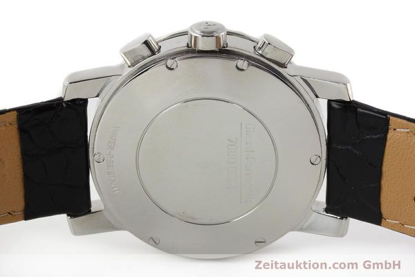 Used luxury watch Girard Perregaux 7000 steel automatic Ref. 7000  | 140429 09