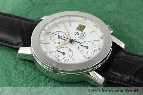 Used luxury watch Girard Perregaux 7000 steel automatic Ref. 7000  | 140429 13