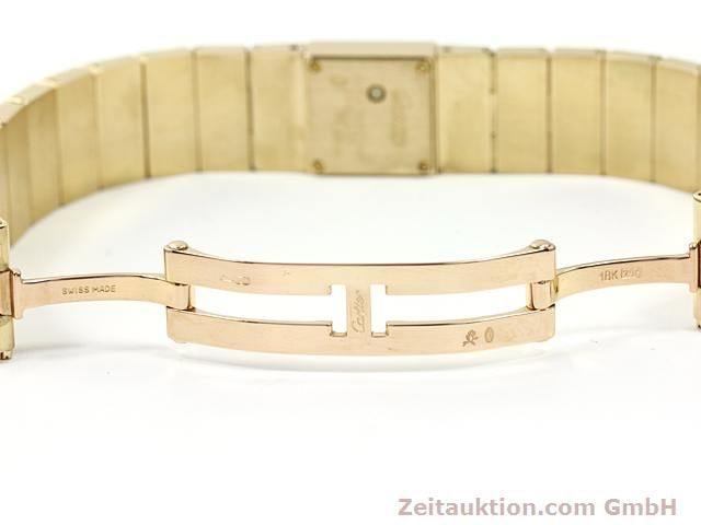 Used luxury watch Cartier * 18 ct gold quartz Kal. 201 VINTAGE  | 140432 10