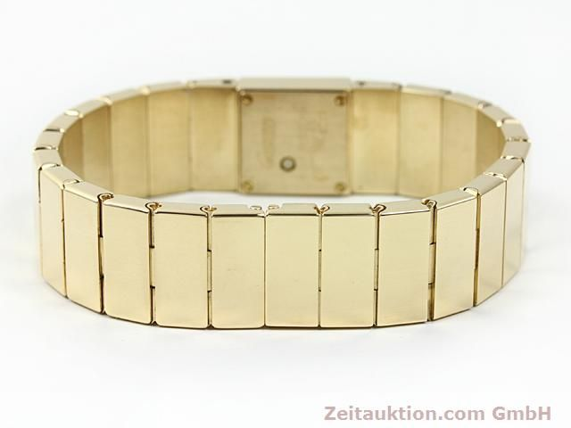 Used luxury watch Cartier * 18 ct gold quartz Kal. 201 VINTAGE  | 140432 11