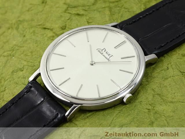 Used luxury watch Piaget * 18 ct white gold automatic Kal. 12PC1 Ref. 12603  | 140433 01