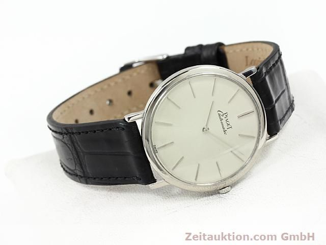 Used luxury watch Piaget * 18 ct white gold automatic Kal. 12PC1 Ref. 12603  | 140433 03