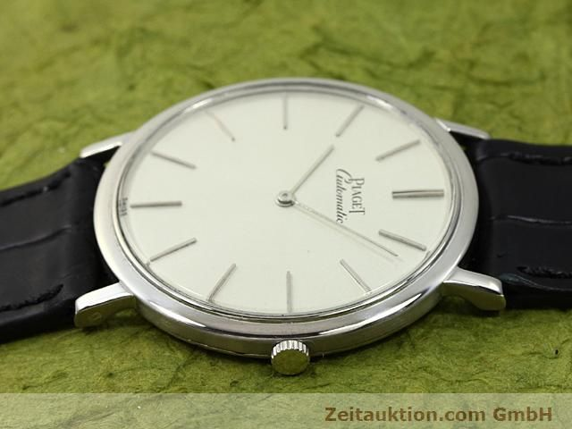 Used luxury watch Piaget * 18 ct white gold automatic Kal. 12PC1 Ref. 12603  | 140433 05
