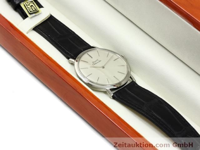 Used luxury watch Piaget * 18 ct white gold automatic Kal. 12PC1 Ref. 12603  | 140433 07