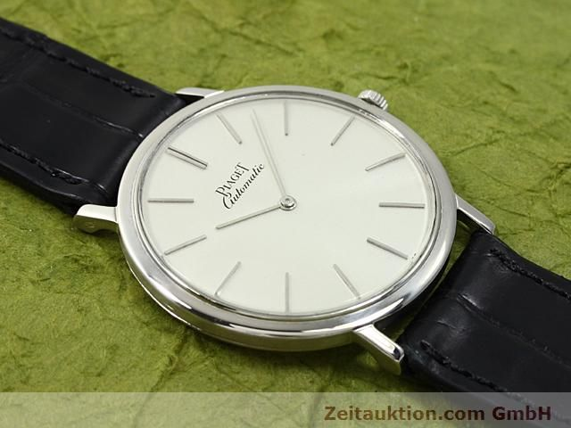 Used luxury watch Piaget * 18 ct white gold automatic Kal. 12PC1 Ref. 12603  | 140433 12