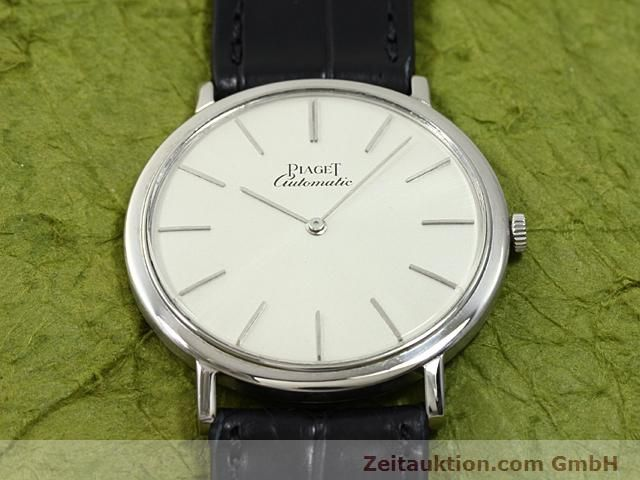 Used luxury watch Piaget * 18 ct white gold automatic Kal. 12PC1 Ref. 12603  | 140433 13