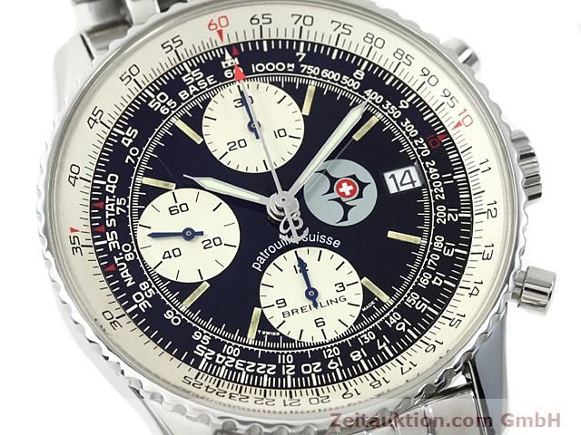 Used luxury watch Breitling Navitimer steel automatic Kal. ETA 7750 Ref. A13022  | 140434 02