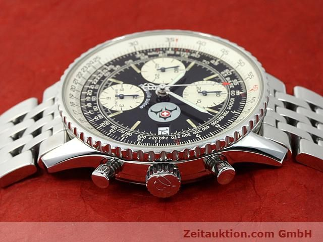Used luxury watch Breitling Navitimer steel automatic Kal. ETA 7750 Ref. A13022  | 140434 05