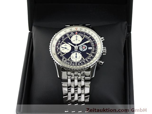 Used luxury watch Breitling Navitimer steel automatic Kal. ETA 7750 Ref. A13022  | 140434 07