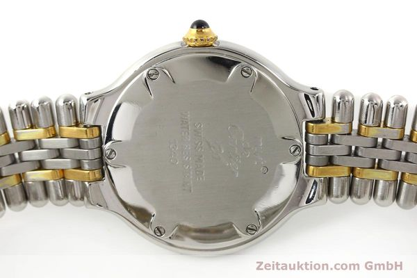 Used luxury watch Cartier Ligne 21 gilt steel quartz  | 140439 09